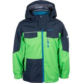 Kamik Wyn Shell Lapset takki , vihreä/sininen